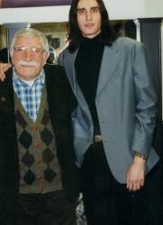Армен Джигарханян и Василий Козлов