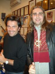 Thomas Anders и Василий Козлов (2004)