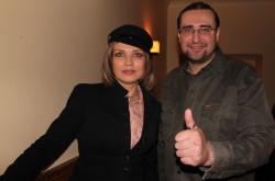 Любаша (Татьяна Залужная) и Василий Козлов