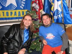 Василий Козлов и Mr. Zivago (2005)