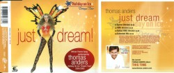 "Thomas Anders ""Just A Dream"" (CD Single)"