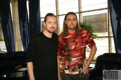 Mattias Lindblom и Василий Козлов (Витебск, 2006)