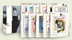 Коллекция Одри Хепбёрн (Audrey Hepburn) 12 DVD