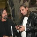 Василий Козлов с Никасом Сафроновым в 2006 году