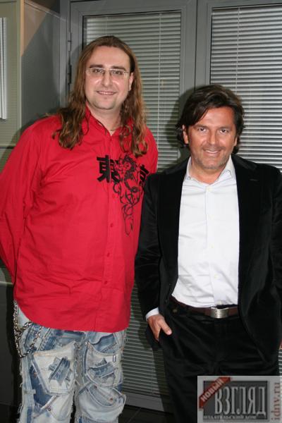 Томас Андерс (Thomas Anders) и Василий Козлов (2009)