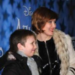 Елена Ищеева с сыном