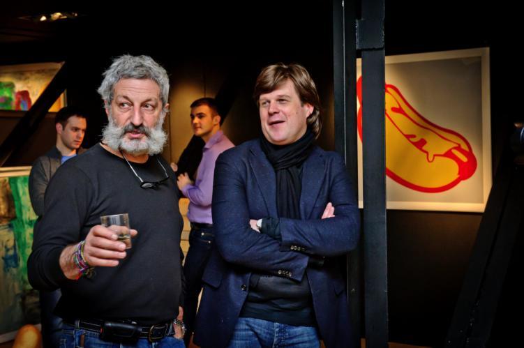 Сергей Цигаль и Михаил Долгополов