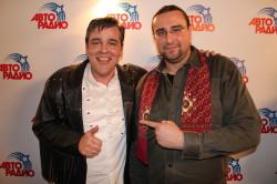 Eddy Huntington и Василий Козлов (2011)