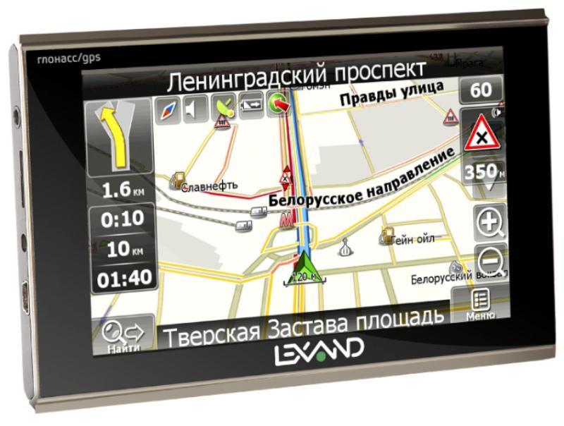 навигатор Lexand SG-555