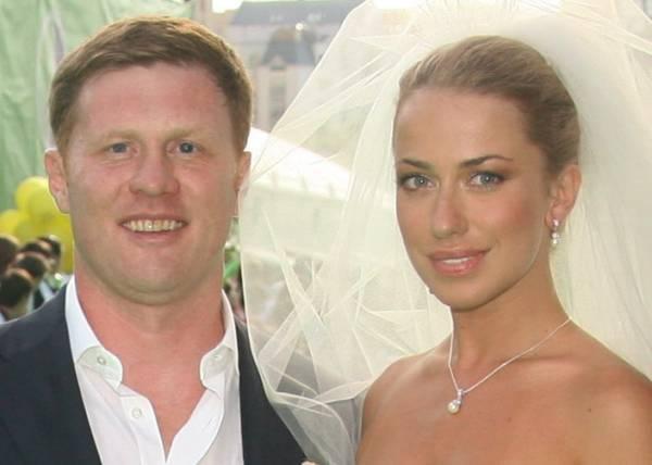 Аня с мужем