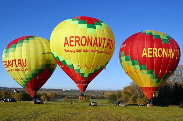 Фотографии воздушных шаров