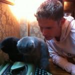 Кошка Анфисы Чеховой сменила прописку