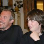 Андрей Вадимович и Иван Андреевич Макаревичи