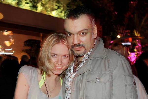 Филипп Киркоров и Алена Березина
