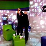 Евгений Додолев и Андрис Лиепа