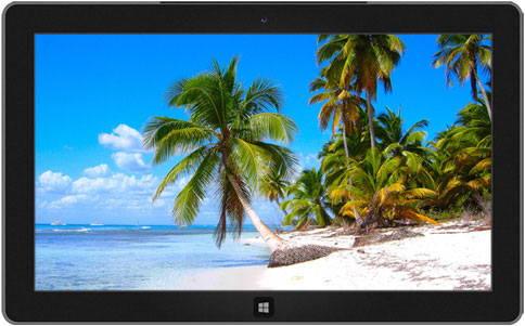 темы для Windows на сайте Microsoft