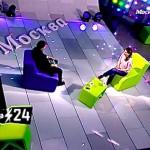 Евгений Додолев и Вера Полозкова