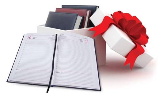 подарочные датированные и недатированные ежедневники