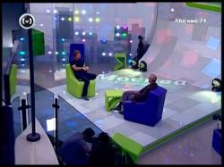 Андрон Кончаловский и Евгений Додолев