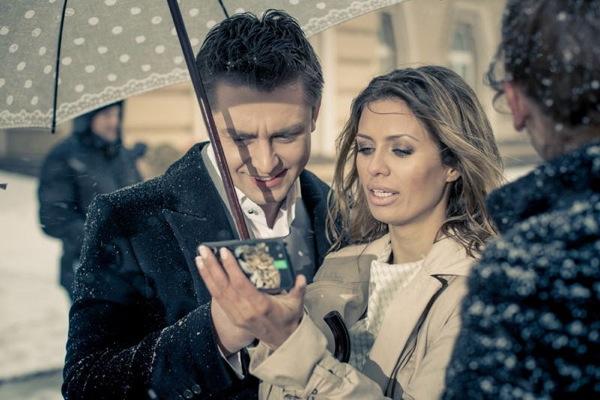 Дмитрий Даниленко и Виктория Боня