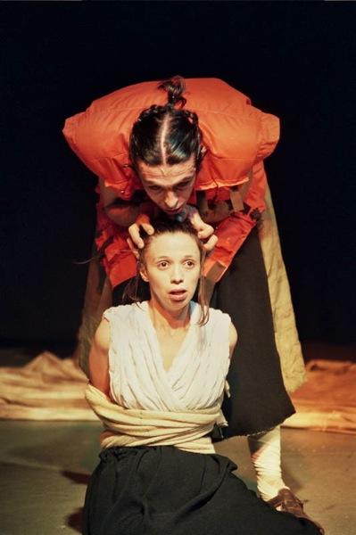 Спектакль «Женщина в песках»