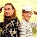 Василий Козлов и Сергей Соседов
