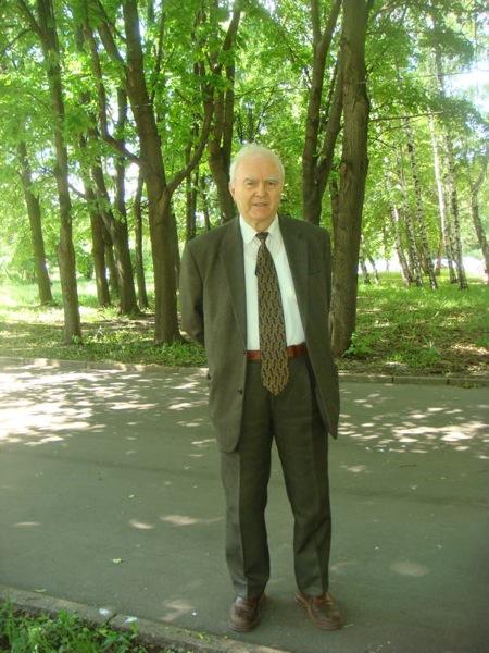 Борис Уваров. Фото Ивана ИДОЛЕНКО