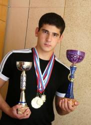 Андраник Карабахцян