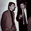 Е. Додолев с А. Боровиком через 2 года после смерти Юлиана Семенова (1995).