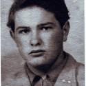 Юлиан Семенов в молодости