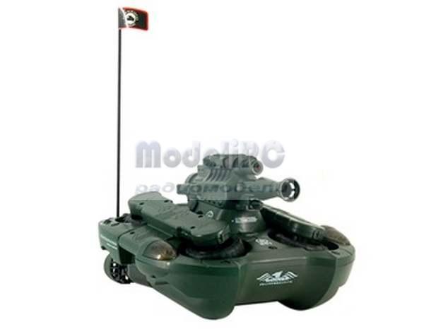 радиоуправляемый танк амфибия