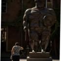 Скульптура Фернандо Ботеро
