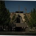 Памятник архитектору Александру Таманяну, которому Ереван во многом обязан своей планировкой и внешним видом. Скульптор Арташес Овсепян.