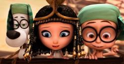анимационный фильм «Приключения мистера Пибоди и Шермана»