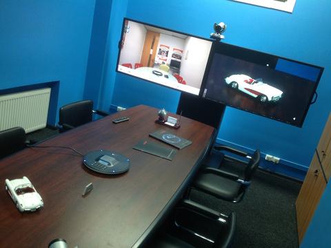Аренда зала для проведения видеоконференции