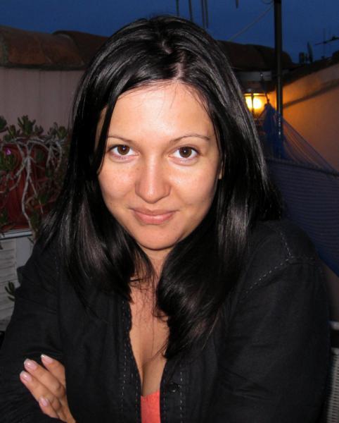 Анастасия Разлогова