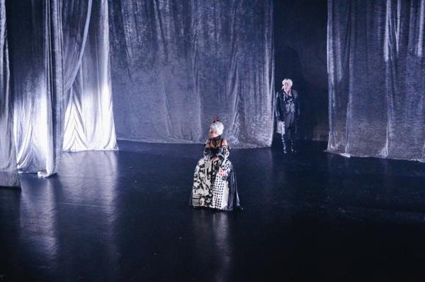 Мюзикл  «Территория страсти». Фото Михаила ШИРОКОВА.