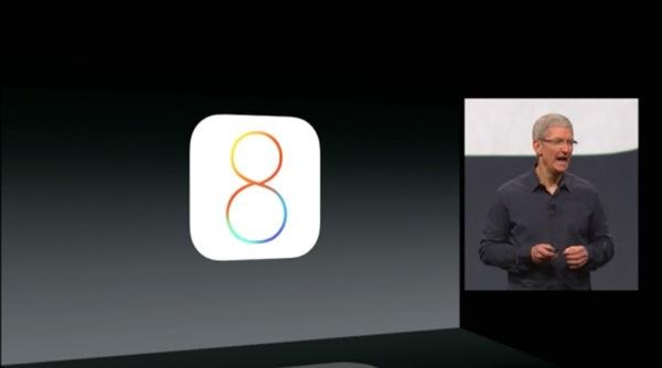 Apple ios 8