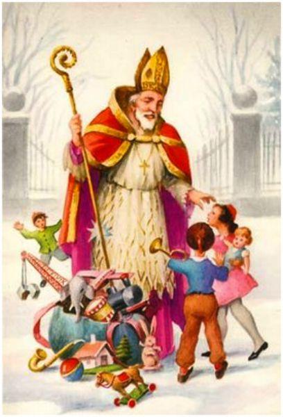 письмо от Святого Николая