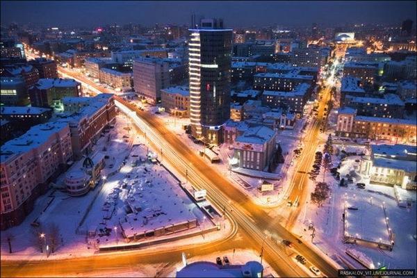 Где снять жилье и как отдохнуть в Новосибирске