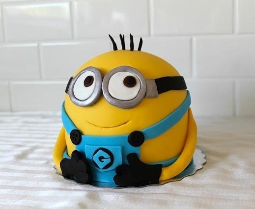 торт миньон на заказ