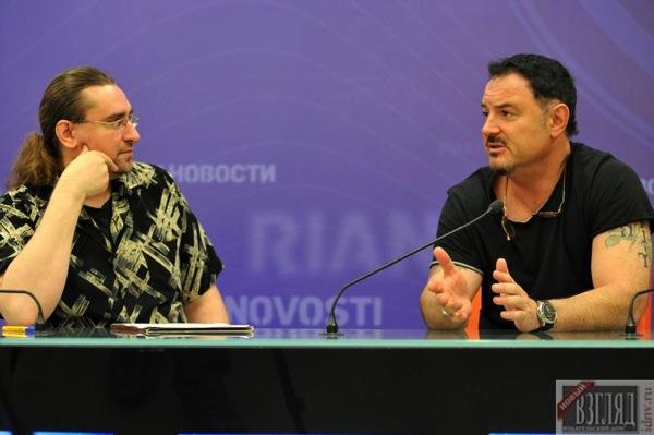 Максим Леонидов и Василий Козлов (2013)