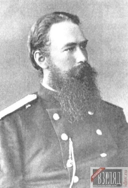 Профессор Ф.Ф. Эрисман