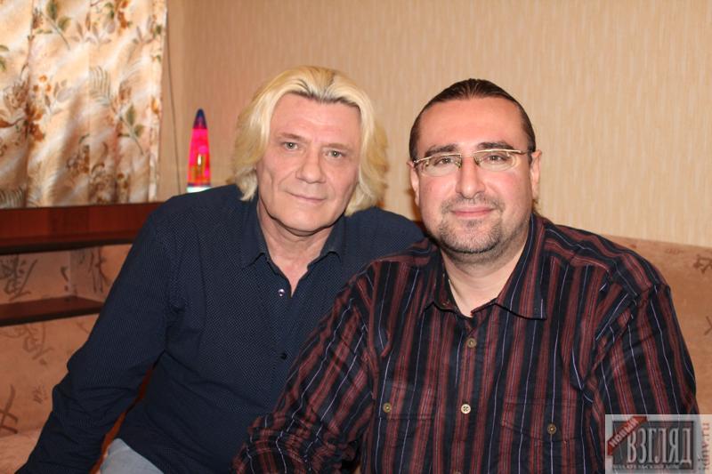 Геннадий Богданов и Василий Козлов (2015)