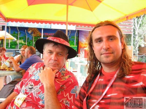 Григорий Гладков и Василий Козлов (2007)