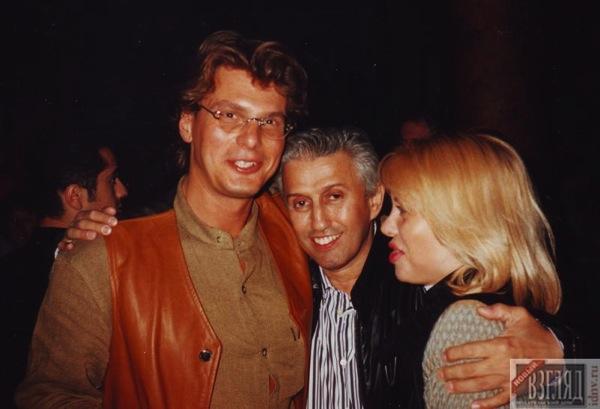 С Юриком и той самой Леной Демидовой что  крышевала Отара