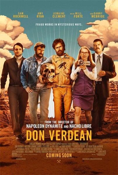 Дон Верден постер