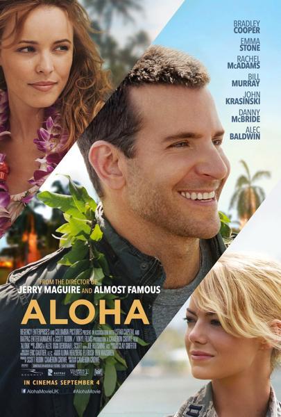 «Алоха» Постер