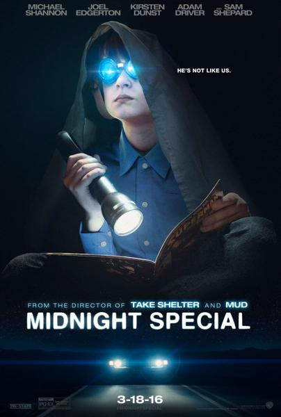 Midnight Special Постер