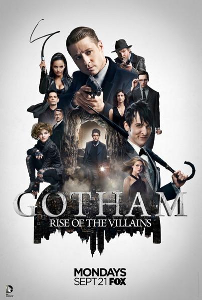 «Готэм» Постер